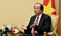 Вьетнам хочет идти в авангарде создания электронного правительства