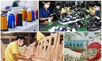 Положительное сальдо торгового баланса Вьетнама с Европой составило почти $28 млрд.