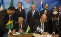 Палестина против решения Бразилии открыть диппредставительство в Иерусалиме