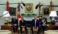 Президенты США и Египта обсудили ситуацию на Ближнем Востоке и водные проблемы