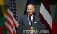 Бывший вице-президент США Джо Байден лидирует в президентской гонке