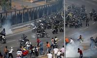 Международное сообщество выступило с разными точками зрения на попытку госпереворота в Венесуэле
