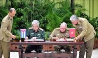 Генерал-полковник Нгуен Чи Винь посещает Кубу с официальным визитом