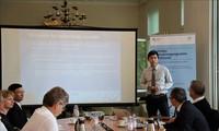 В ФРГ прошел семинар «Программа инноваций» для вьетнамского и немецкого малого и среднего бизнеса