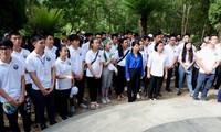Летний лагерь 2019: молодые вьетнамские эмигранты посетили провинцию Куангнгай