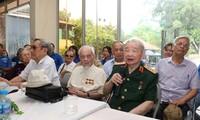 В Ханое прошла встреча бывших членов Отряда ханойской цитадели Хоангзиеу