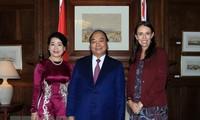 베트남-호주 관계의 새로운 차원