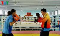 Nguyen Thi Tam아시아 복싱 챔피언