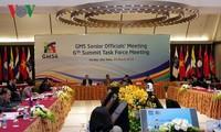 광역메콩지역과 캄보디아 - 라오스 - 베트남 개발 삼각 지대 고위급 정상회의 개최