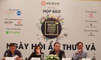2018년 아시아 음식 문화 축제 하노이와 하롱에서 개최