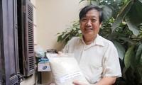 Tran Duy Quy 교수 - 베트남 농업 분야의 선도 과학자