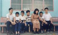 Nguyen Huong Duong씨와 시각 장애인을 위한 음성 도서관