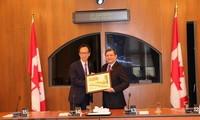 베트남과 캐나다,  의회 협력과 CPTPP 촉진