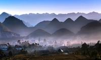 Quan Ba 산악과 쌍둥이 산의 전설