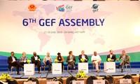 베트남, 제 6 차 지구환경기금 (GEF6)의 성공에 크게 기여