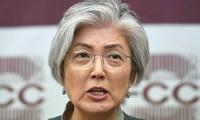 한국; 일본 및 중국과의 삼자협력 제고