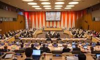 2018 지속가능개발 유엔 고위급 포럼에 베트남 대표단 참가