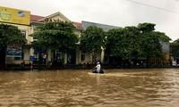 수해 지역, 재해 신속 복구로 주민 생활 안정화