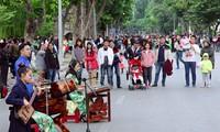 하노이 구 시가지 음악, 매력적인 문화공간