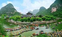 Memperkenalkan sepintas lintas tentang pusaka alam dunia Trang An