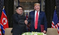 조선 지도자, 미국 대통령에게 추가 서신