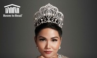 미스 유니버스 베트남: 소녀 교육 지원의 글로벌 앰배서스