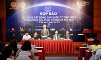 베트남, 최초의 국제 부동산 컨퍼런스 (IREC 2018) 개최