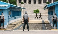 한국과 조선, 군 통신선 복구
