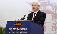 향후 베트남 외교의 새로운 위상과 자세 구축