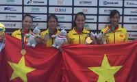 ASIAD 2018 : 베트남  - 메달 랭킹 13 위로 급상