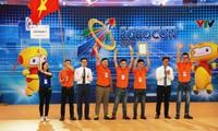 베트남의 제2팀,  2018  아시아 태평양 로봇 경연 대회 (ABU 로보콘) 우승