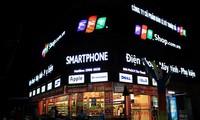 베트남 FPT Shop은 아태 지역 탑500 대 소매 업체 안에 들어