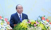 Nguyen Xuan Phuc총리, 9월2일 국경일 기념 국제 연회 주재