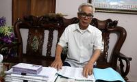 베트남의 소리와 열사들의 가족 연결한 사람