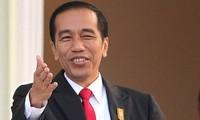인도네시아 대통령 및 부인, 베트남 국빈 방문