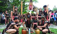 Xo dang T'dra 족의 살아있는 서사시
