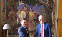 베트남과 프랑스, 환경 분야에서의 협력 강화