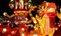 탕롱 왕성에서 옛날 추석 체험