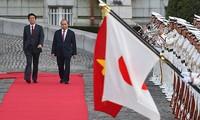 베트남 – 일본,  전략적 동반자 관계 강화