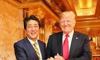 일본과 미국, 한반도 비핵화 문제에서 계속 긴밀하게 협력