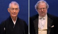 2018 년 노벨 생리의학상, 미일 의학자  공동 수상