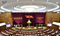 중앙집행위원회의  8차 회의 개막