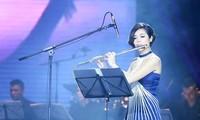 플룻 티스트 레 트 흐엉 (Lê Thư Hương), 국제 연주회에서 베트남 음악 소개