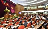 12기 베트남 공산당 중앙집행위원회 8차 회의 2번째날