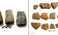 뚜엔꽝 (Tuyên Quang) 성, 선사시대 유물 발굴
