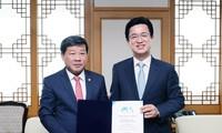 WTA회의는 빈즈엉 성에게의 많은 협력기회 제공