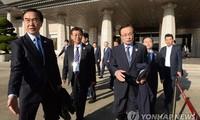 2007 년 남북 정상 회담 기념을 계기로 한국 대표단이 조선 방문