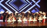 베트남에서 다양한 세계  인형극 즐겨