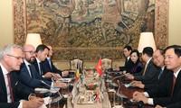 베트남 - 벨기에 공동 성명