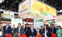 베트남 기업들, 2018 파리 식품산업국제전시회 참여